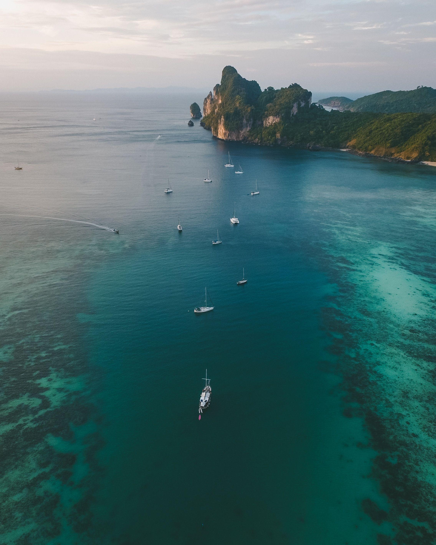 Eine Atemraubende Naturkulisse In Thailand Wann Seid Ihr Das Nachste Mal In Thailand Vielleicht Soga Thailand Island Hopping Asia Travel Landscape Wallpaper