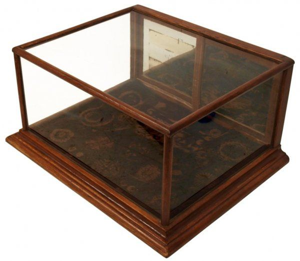 Large Antique Country Store Table Top Display Case Lot 540 Table Top Display Case Table Top Display Display Case