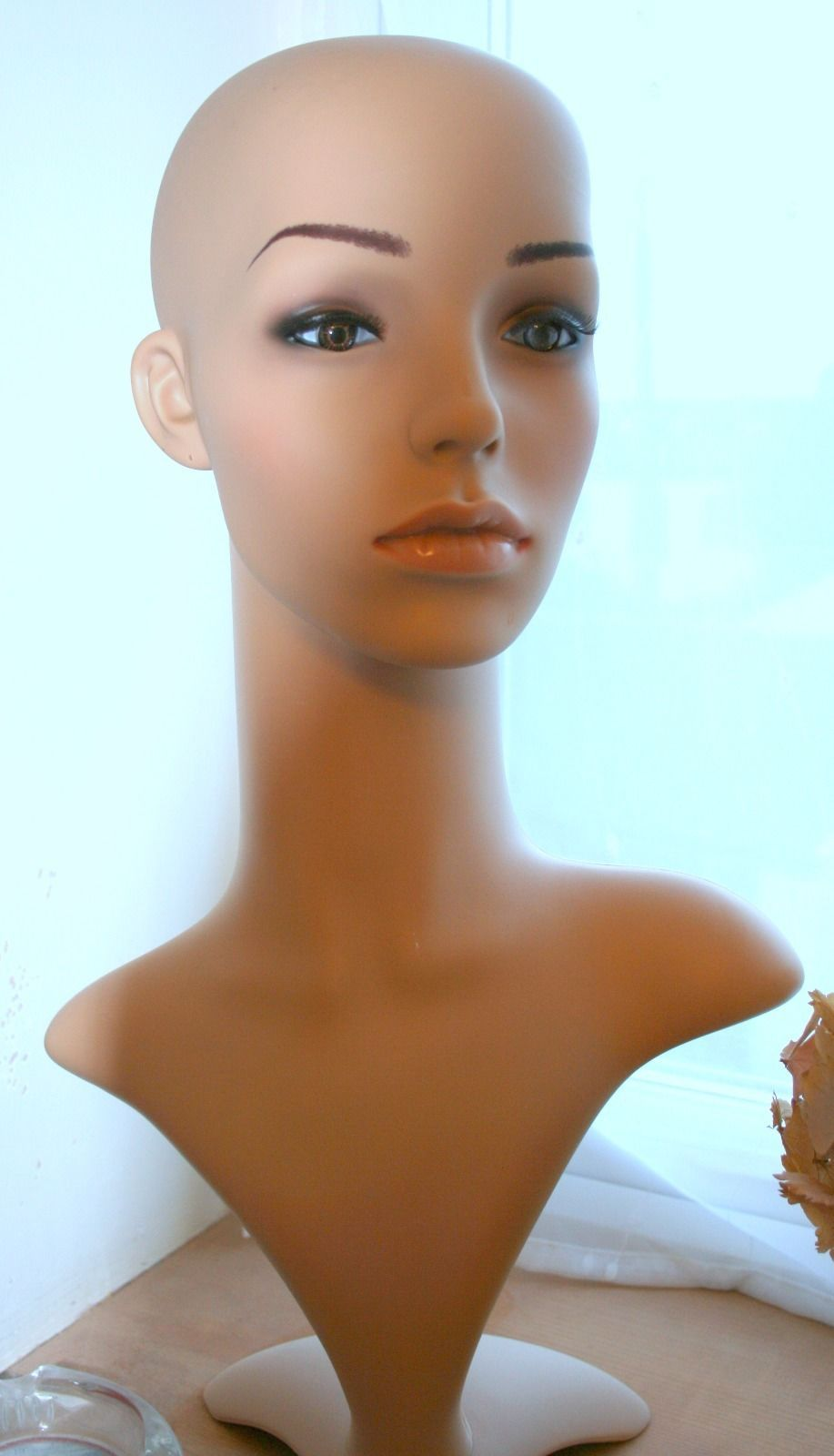 Female Mannequin Head Ebay