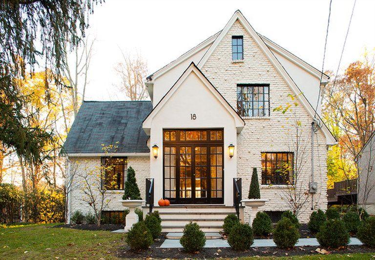 Modern Tudor Tudor House Exterior Modern Cottage Tutor Style Homes