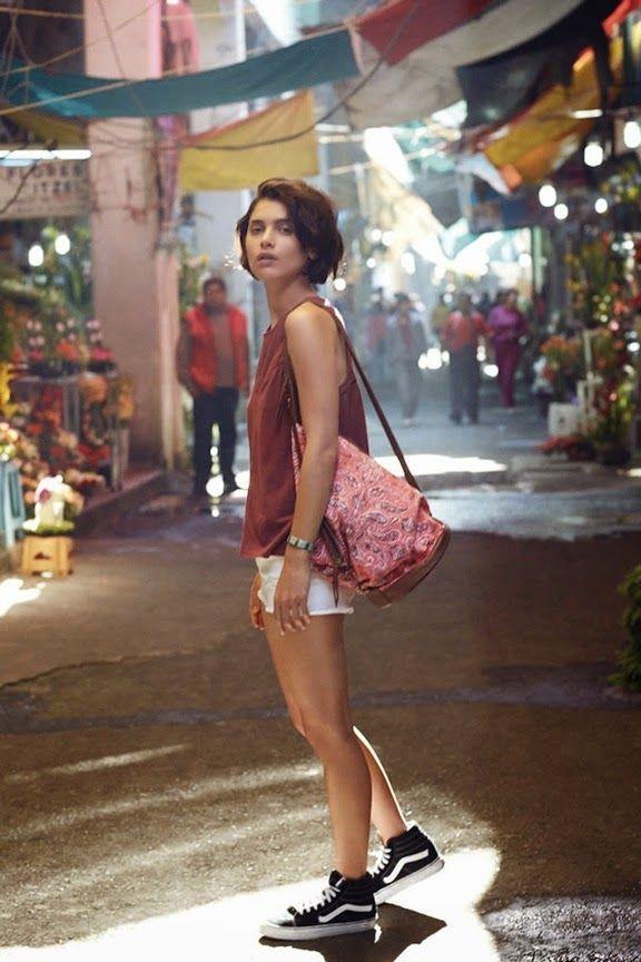 1b65f259 Buzz Jeans Blog: Market fresh: Vans' women's lookbook summer 2014 ...