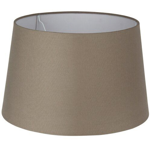 Empire Lamp Shade Zipcode Design Colour Taupe Size 24cm H X 34cm W X 40cm D In 2020 Rectangle Lamp Shade Glass Pendant Shades Rectangular Lamp Shades