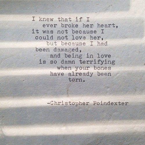 Crumble life series poem 55