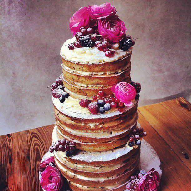 Lilli vanilli Cake, Cake design