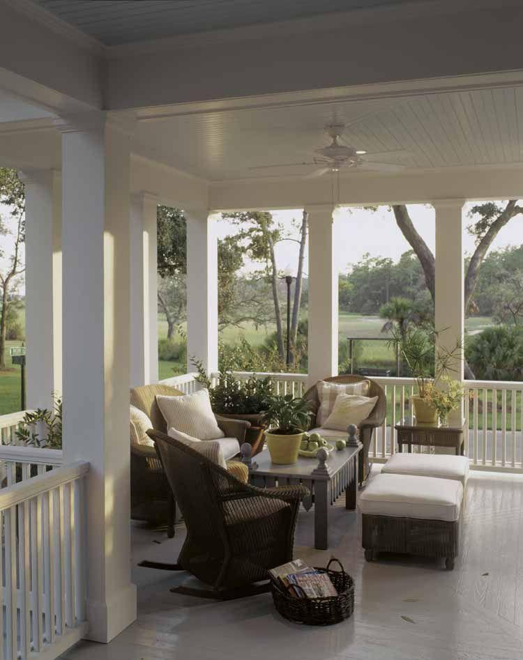 verandah Porches Pinterest Terrazas, Porches y Casas