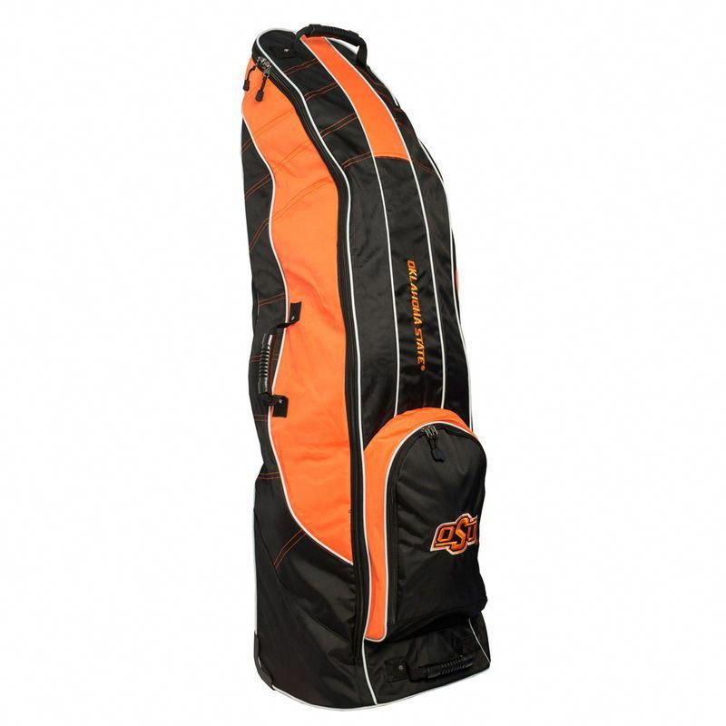 02fb2e36aa4a Oklahoma State Cowboys Team Golf Travel Bag  golfbagsforsale