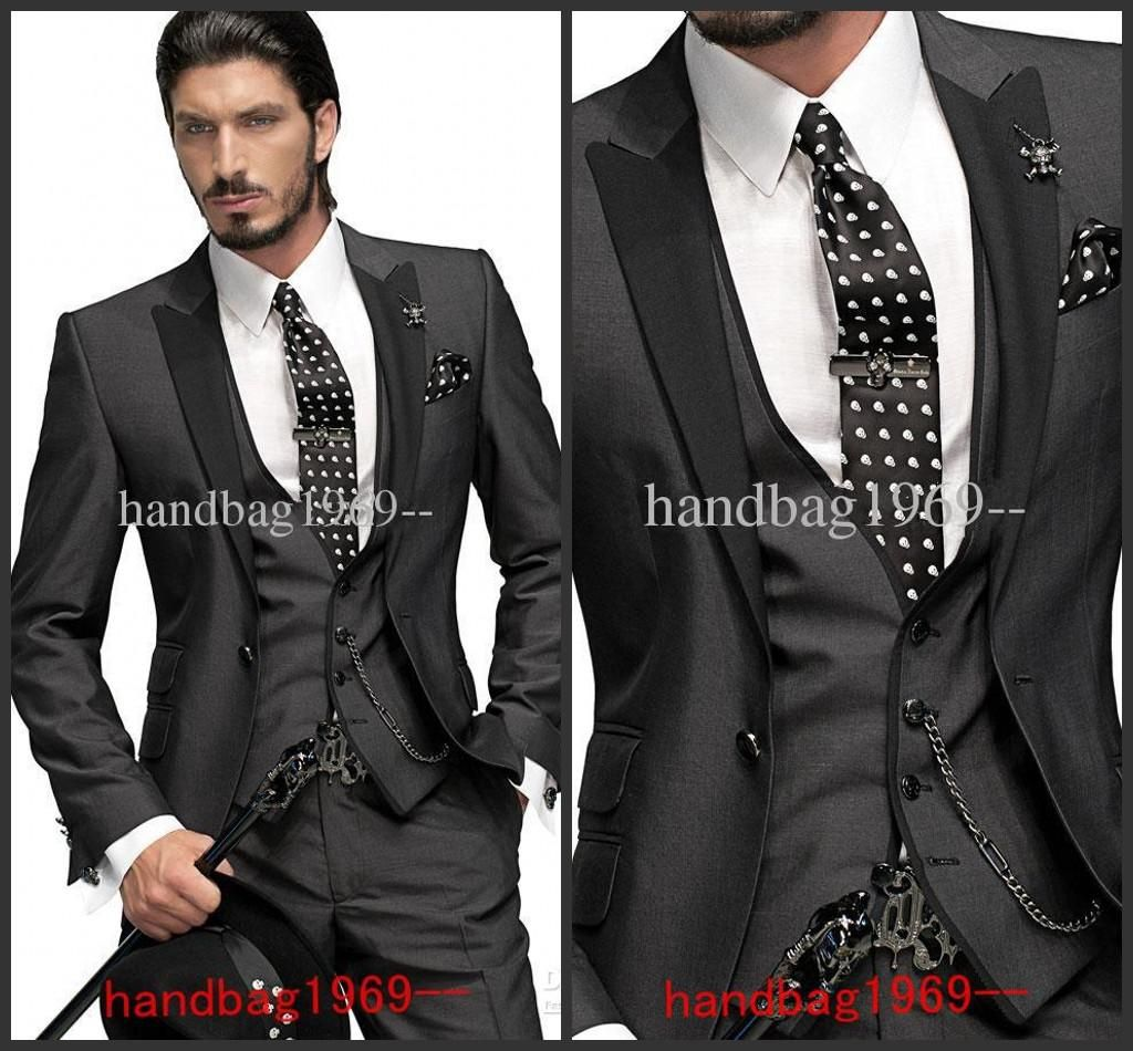 what colour shirt with a charcoal grey suit - Google Search ...