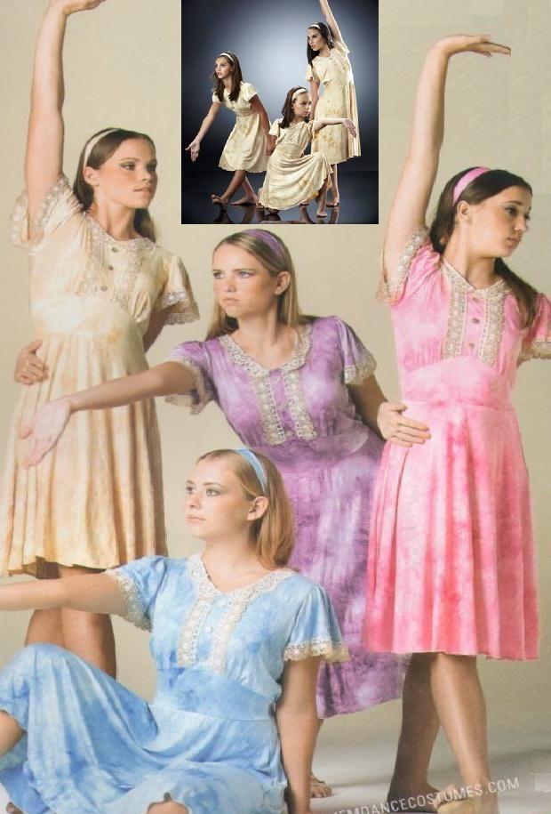 Dress different colors explanation of revelation