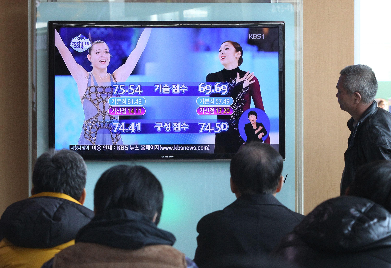 The IOC Printed Fake Quotes of Kim Yuna Praising Adelina