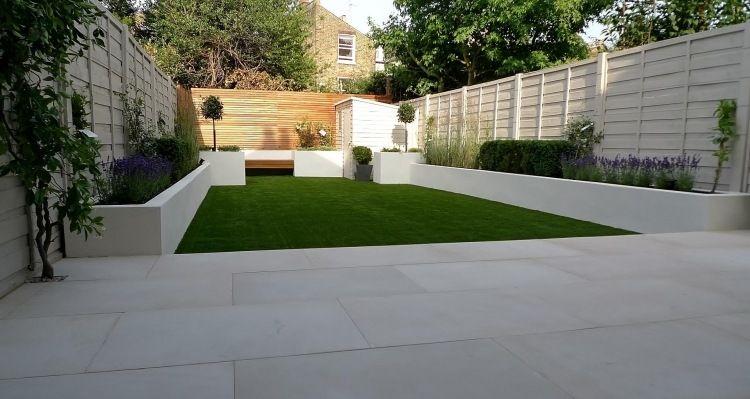 Am̩nager son jardin et terrasse Р52 id̩es pour votre oasis ...