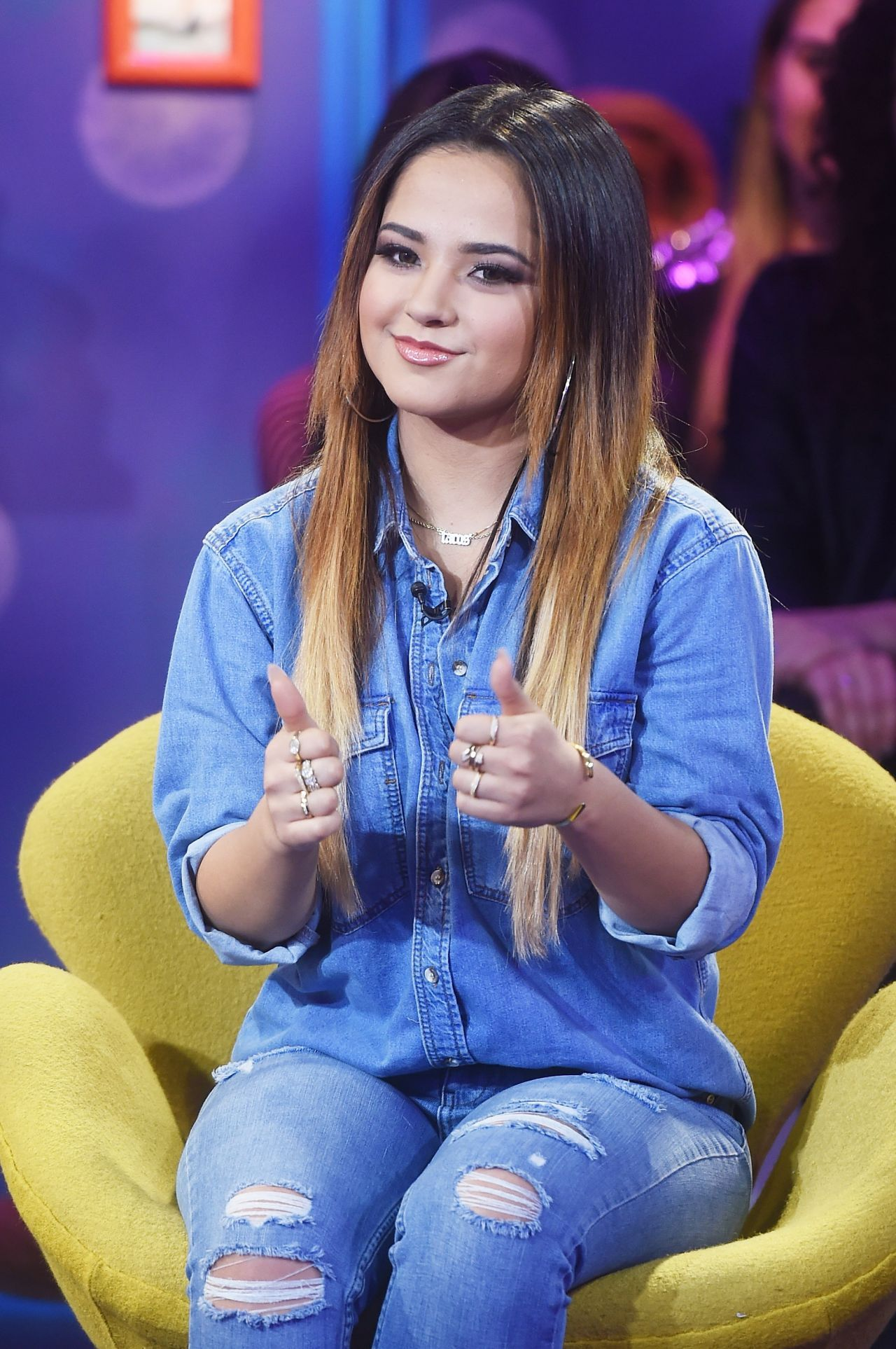 Becky g coloring pages - Explore Becky G Style Portrait Photo And More