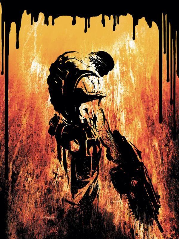gears of war comic