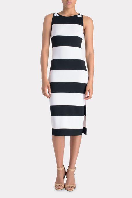 BB DAKOTA Francesca Striped Dress | Available at Keaton Row