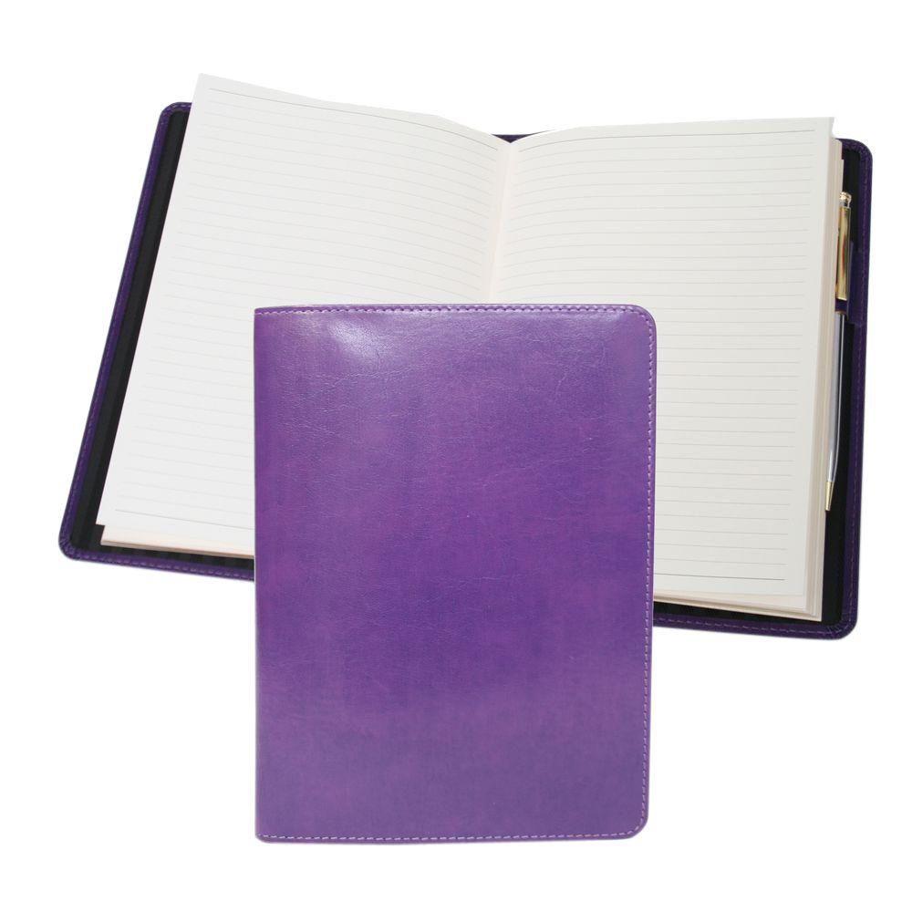Executive Writing Journal, Plum, Purple
