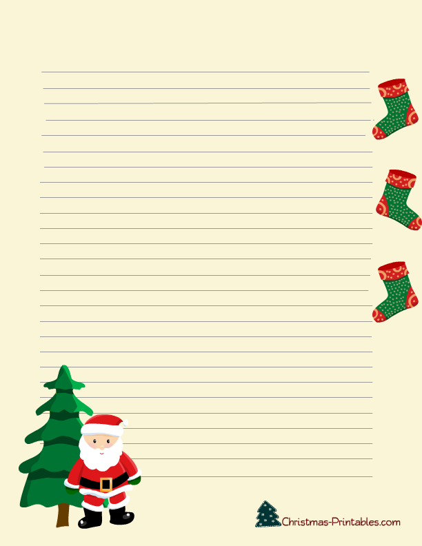 This is another cute stationery design which is perfect for writing this is another cute stationery design which is perfect for writing a letter to santa spiritdancerdesigns Image collections