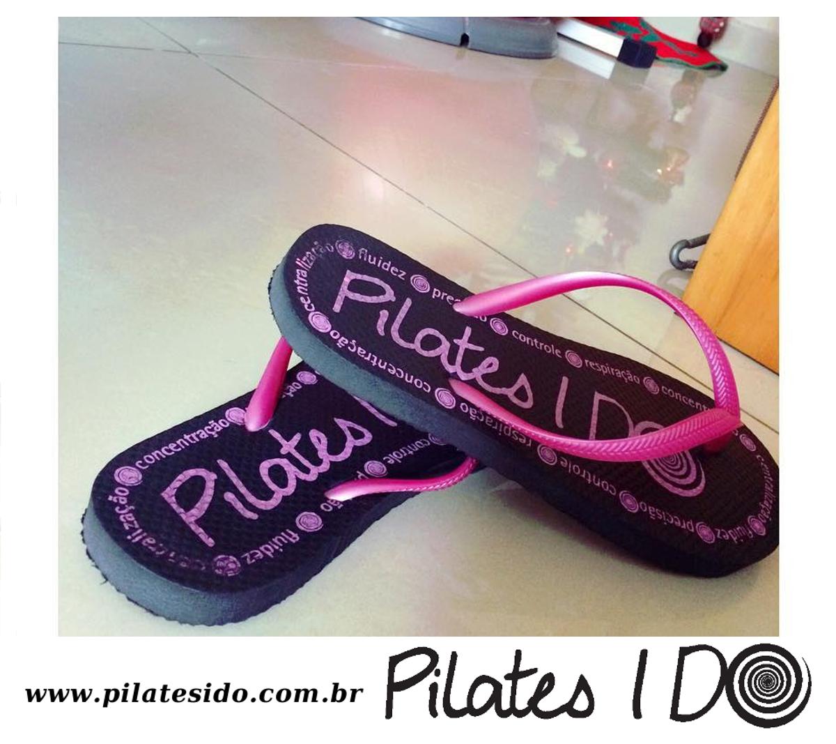 A Pilates I DO pensa em você todas as horas, inclusive na hora de terminar a aula e ir pra casa. Confira nossas sandálias! #pilates