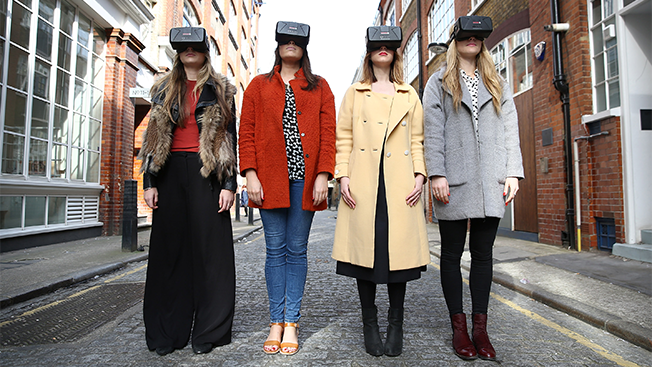 StyleHaul's First VR Project Will Turn a Sci-Fi Novel Into Immersive Videos | Adweek