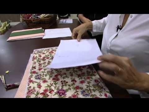 15/04/2016 – Carteira em patch dobradura – Regina Tortoreli | RS21