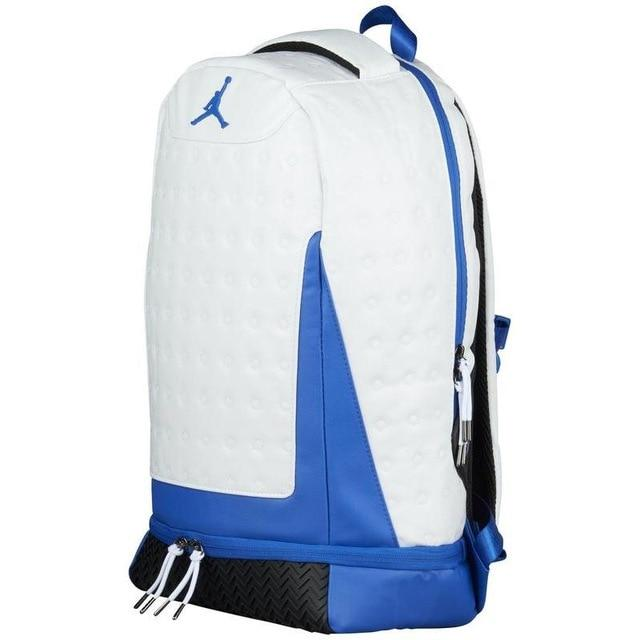 3012cb62e0b0df Original New Arrival Authentic Nike Air Jordan Retro 13 Backpack School Bag  Sport Outdoor Good Quality