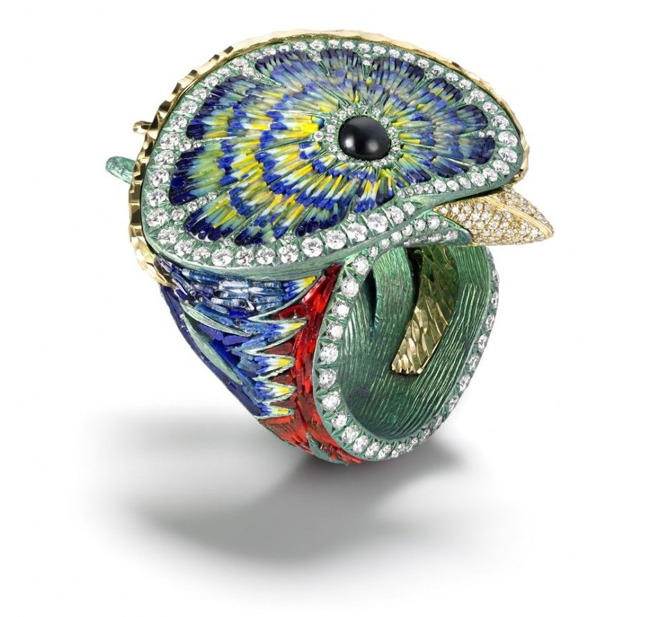 Sicis Jewels - Quetzal Ring