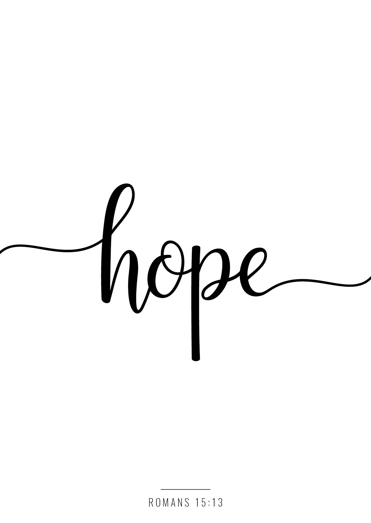 Photo Poster Gift Victor Hugo Art Print /'Hope/'