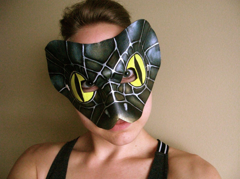 Snake mask design idea | Halloween | Pinterest