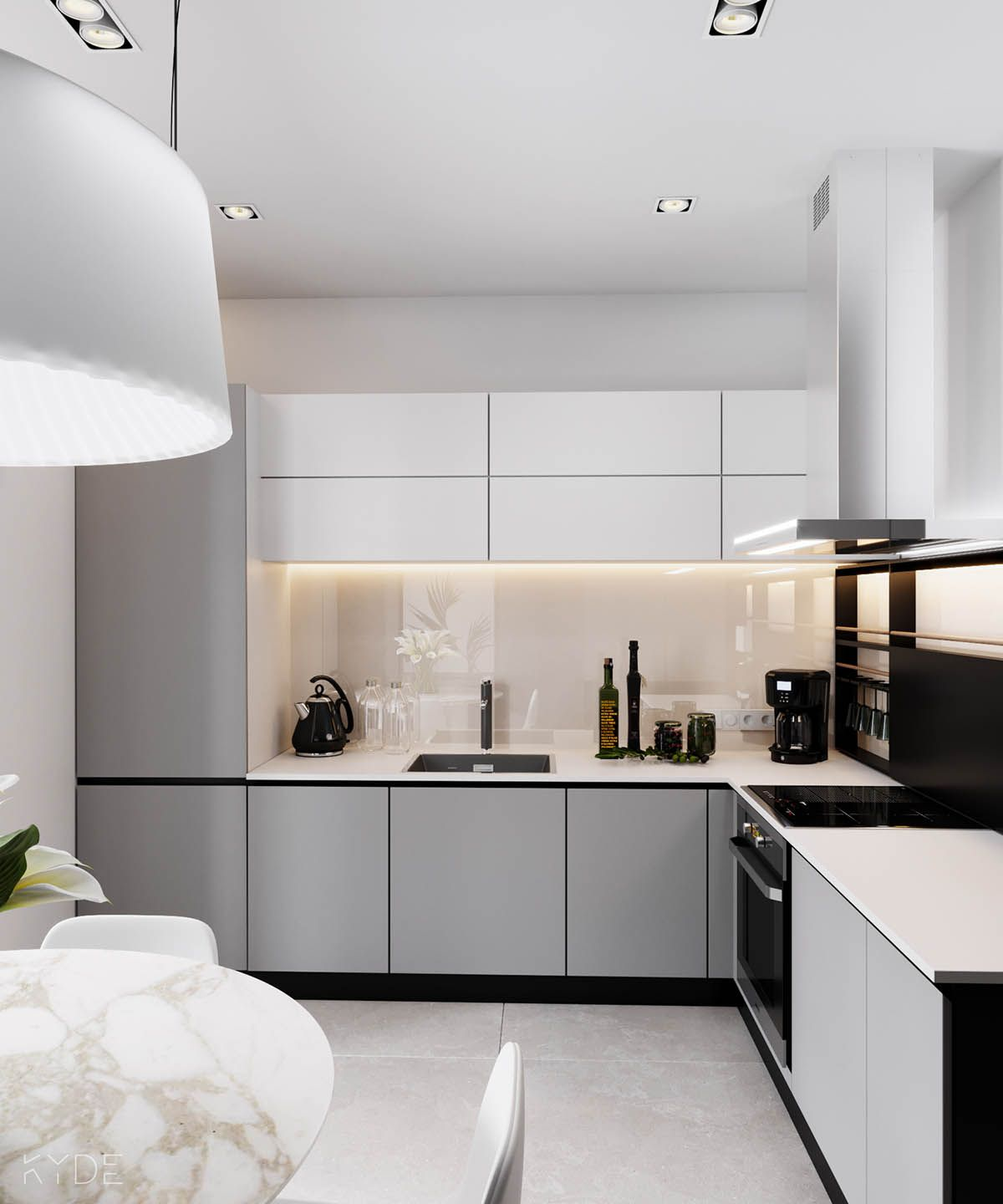3 Modern Home Interiors Under 70 Square Metres (750 Square Feet ...