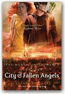 City of Fallen Angels-cassandra clare