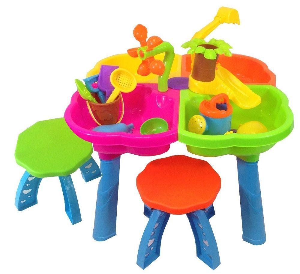 Spielzeug Sandkasten