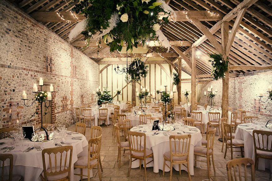 7 Barn Wedding Venues That Are Perfect For An Autumn