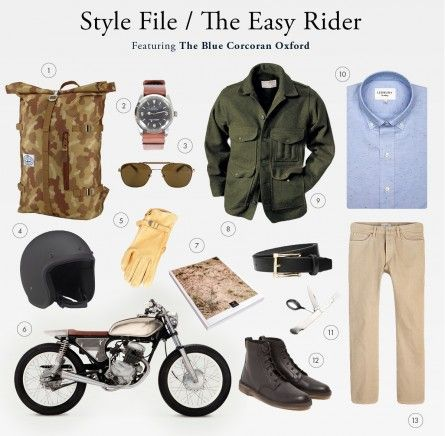 Style Guide, The Easy Rider