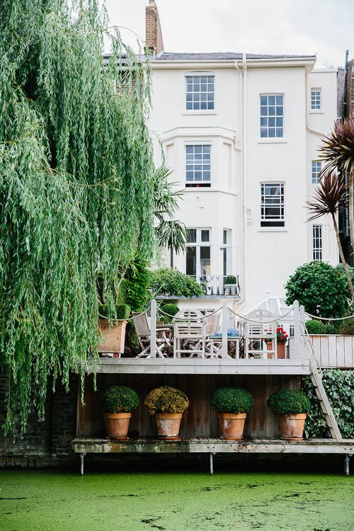 Pretty houses on Camden Canal, London | Pretty house ... on Kingdom Outdoor Living id=77032
