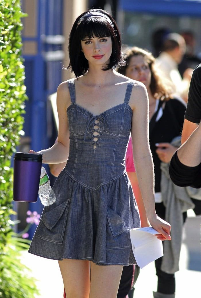 Photo of Krysten Ritter can rock anything –