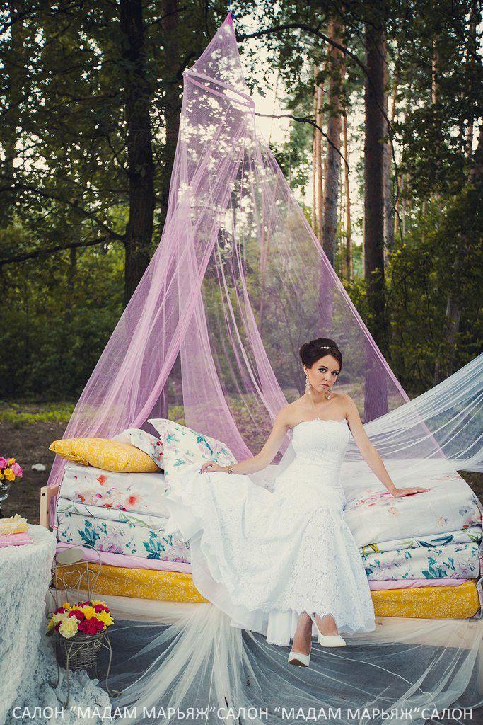 """Маленькая и миленькая принцесса на горошине наконец-то нашла своего принца! Организация свадьбы Салон """"Мадам Марьяж"""".  Madame Mariarge Wedding  http://vk.com/madame_marriage"""