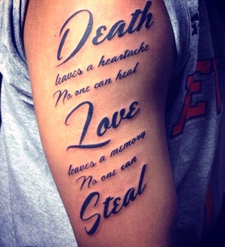 Tattoo Quotes for Men on Arm Tattoo quotes for men