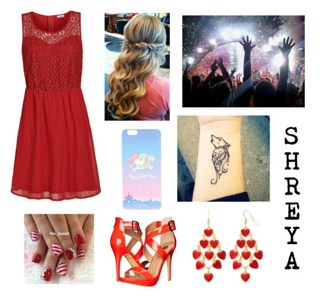 """""""Opening Act - Shreya"""" by dreamer2911 ❤ liked on Polyvore featuring ONLY and Michael Antonio"""
