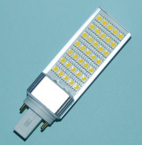 7w Led Pl Lamp G24 4 Pin Led Led Lights Saving Light