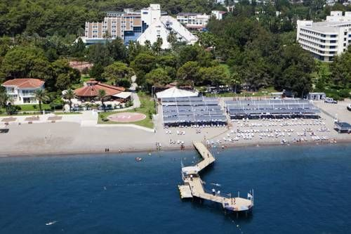 Queen S Park Goynuk Hotel All Inclusive Goynuk Located At The Seafront Of Kemer Queen S Park Goynuk Hotel Has A 50 Metre Long Private Be Queens Seyahat Park