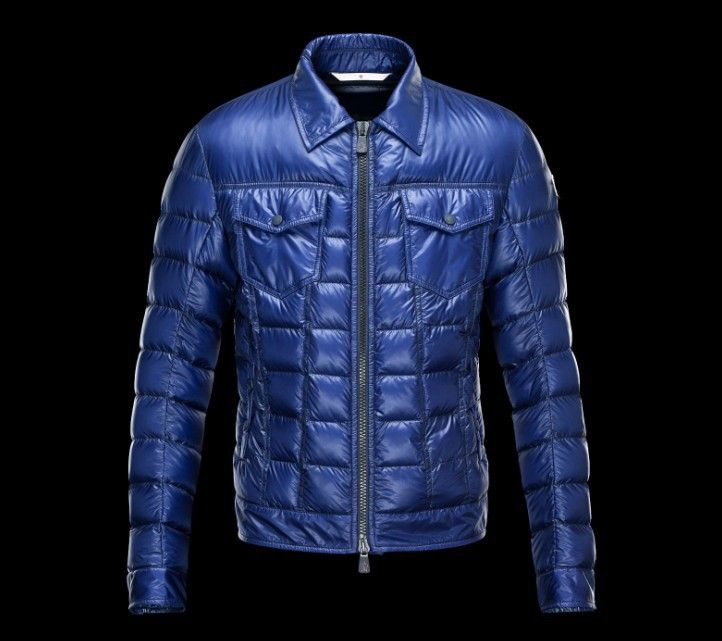 92475da0599e low price blue moncler jacket 0be7e 83804
