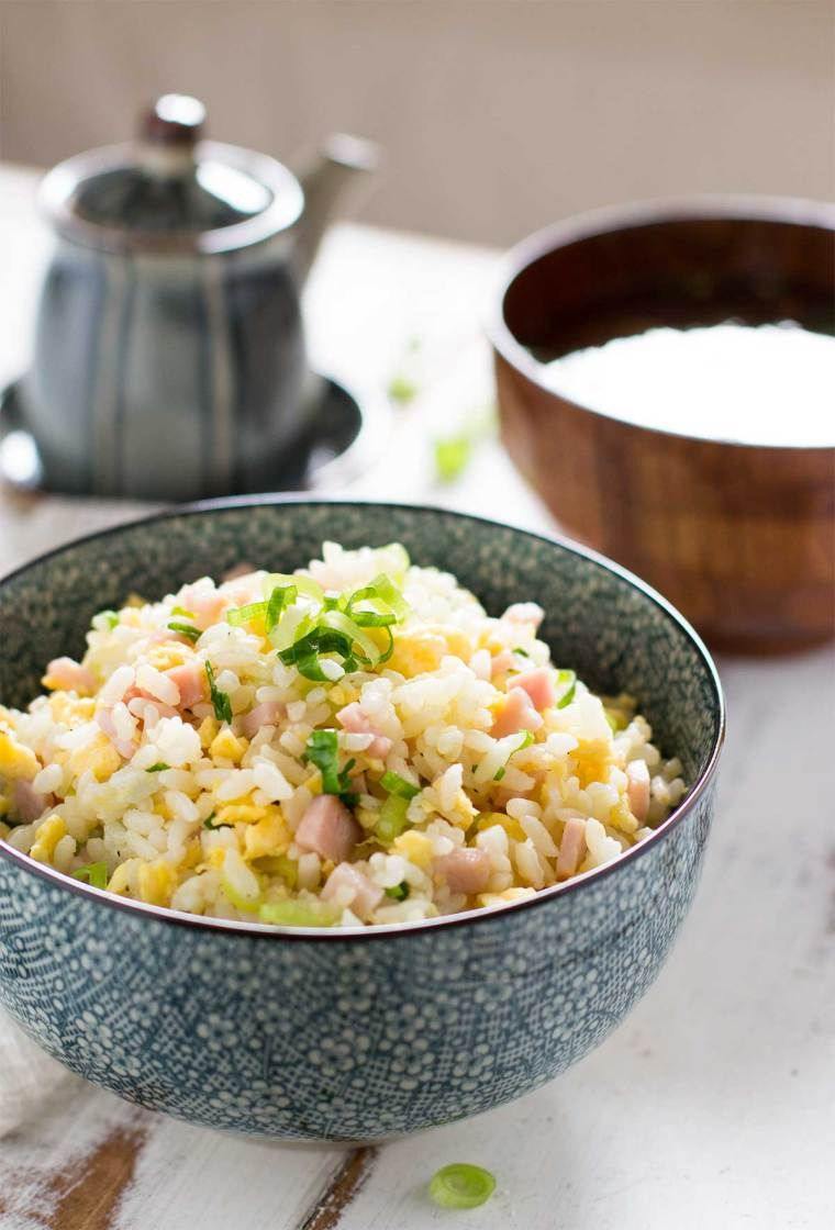 Japanese fried rice or yakimeshi is so flavourful delicious cuisine forumfinder Gallery