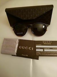 7b21a5c4d6 black plastic frame Gucci sunglasses in Castle Rock - letgo - Sale! Up to  75% OFF! Shop at Stylizio for women s and men s designer handbags