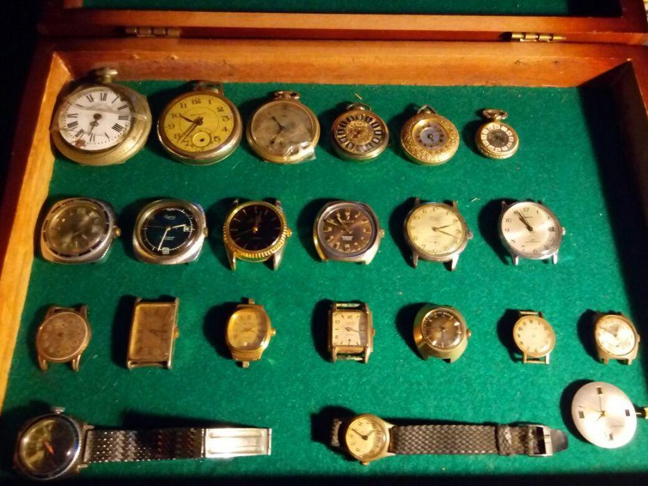 24f0f1a69a Relógios antigos Ramalde • OLX Portugal