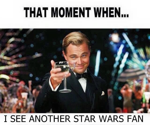 Did We Just Become Best Friends Starwars Slcc15 Tickets Are On Sale Now Http Saltlakecomiccon Com Slcc Nurse Memes Humor Nursing Memes Star Wars Humor
