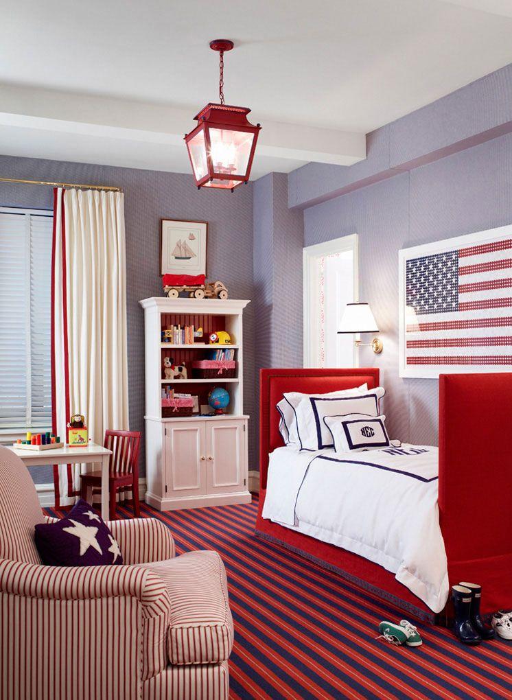 Ashley Whittaker Design Boys Room Blue Blue Rooms Boy Room