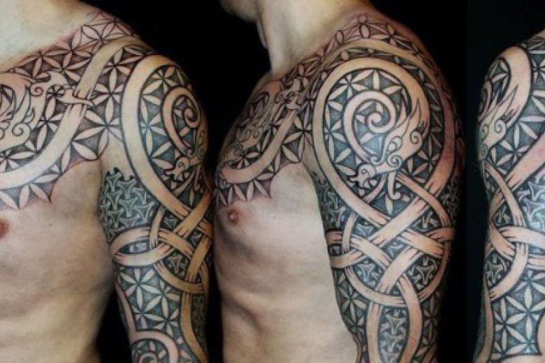 Image Result For German Tribal Tattoos Tattoos Tribal Tattoos Tattoo Designs