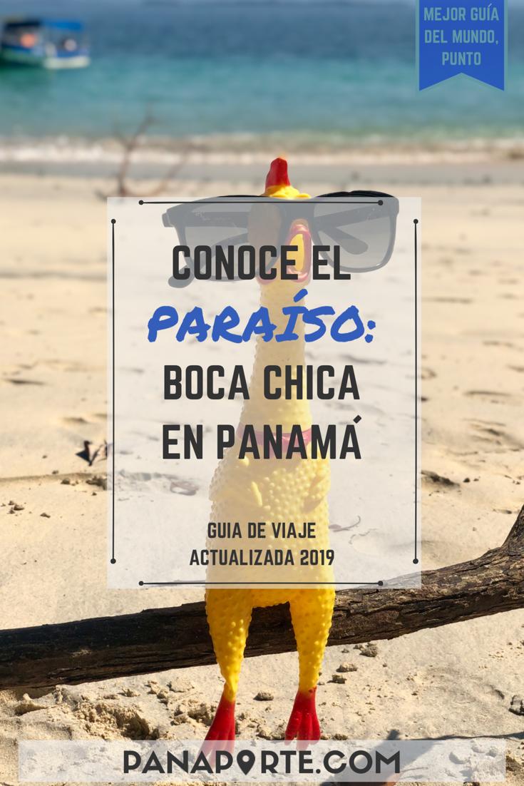Conoce El Paraíso De Boca Chica En Panamá Esta Es La Mejor Guía Del Mundo Punto Bocachica Panama Paraiso Viajes Viaje Guiade Plan Your Trip Panama Trip