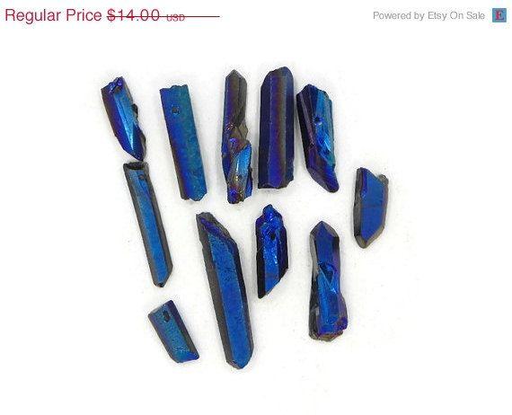 70% Off Sale Mystic titanium dark rainbow coated by DNAGems