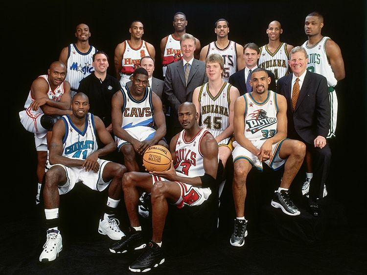 1998 Nba All Star Weekend Indiana Pacers All Star Nba News Indiana Pacers
