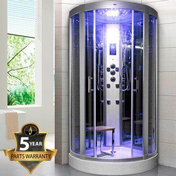 Steam Shower Gt6000 Gt6000 Insignia 1 375 00 Platinum Taps Bathrooms Shower Cabin Steam Shower Cabin Luxury Shower