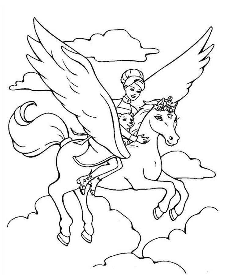 Free Printable Horse Coloring Pages For Kids Unicorn Coloring Pages Princess Coloring Pages Horse Coloring Pages